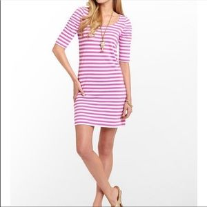 Lilly Pulitzer Kaley Striped Dress, M